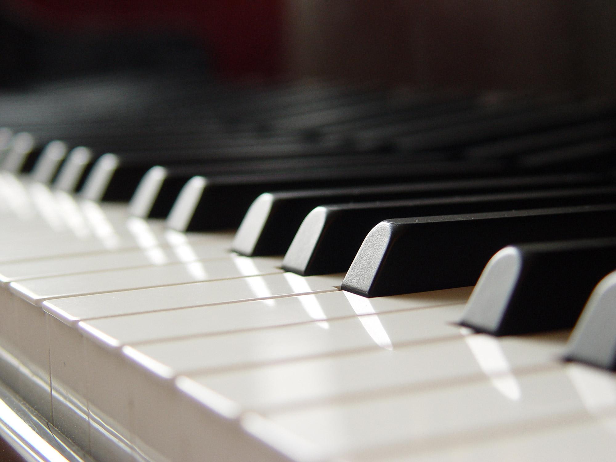 Картинки клавиши рояля, открытках